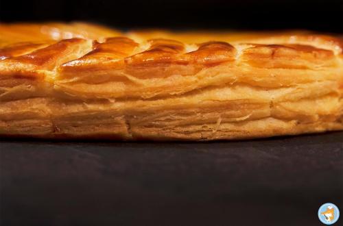 recette détaillée de délicieuse galette des rois