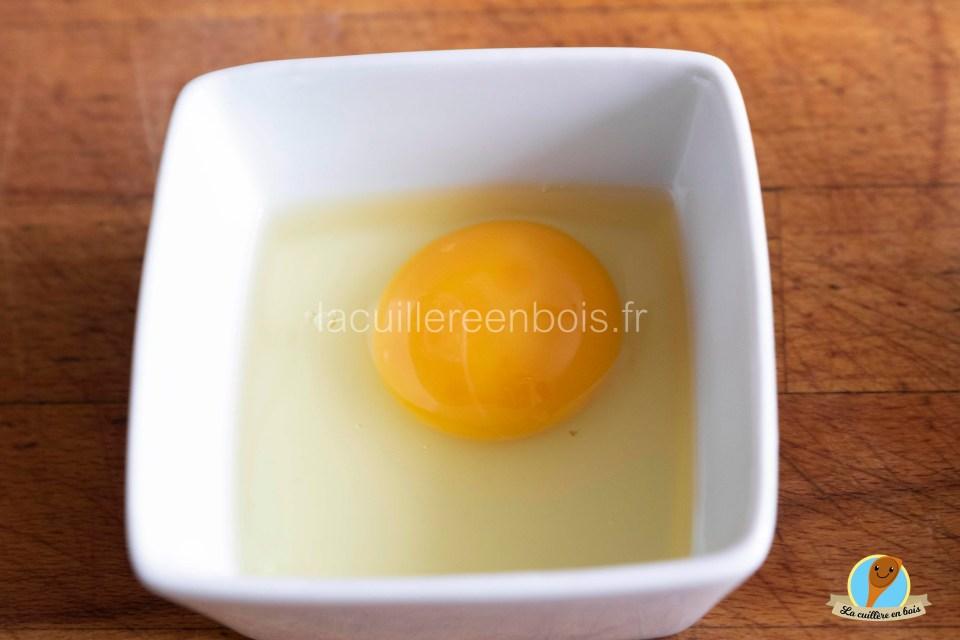 œuf poché facile