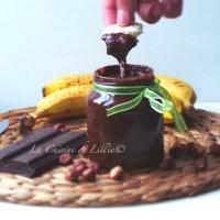 Pâte à tartiner choco-noisettes healthy - sans gluten, sans lactose