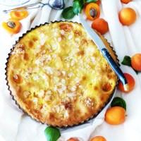 Clafoutis aux abricots et aux amandes [sans gluten - sans lactose]