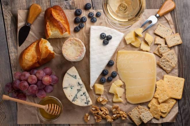 dégustation de fromage