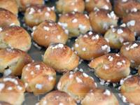 Chouquettes | Pâte à chou [Un tour en cuisine]