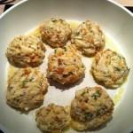 Cakes au crabe crab cakes 9