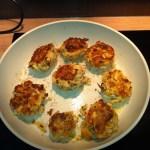 Cakes au crabe crab cakes 10