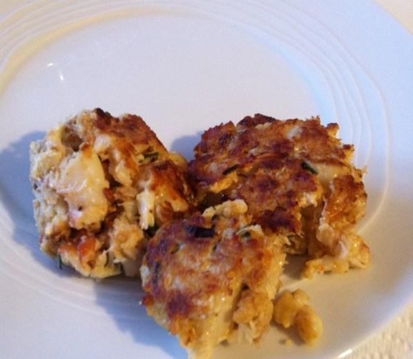 Cakes au crabe crab cakes 11