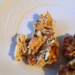 Cakes au crabe crab cakes 12