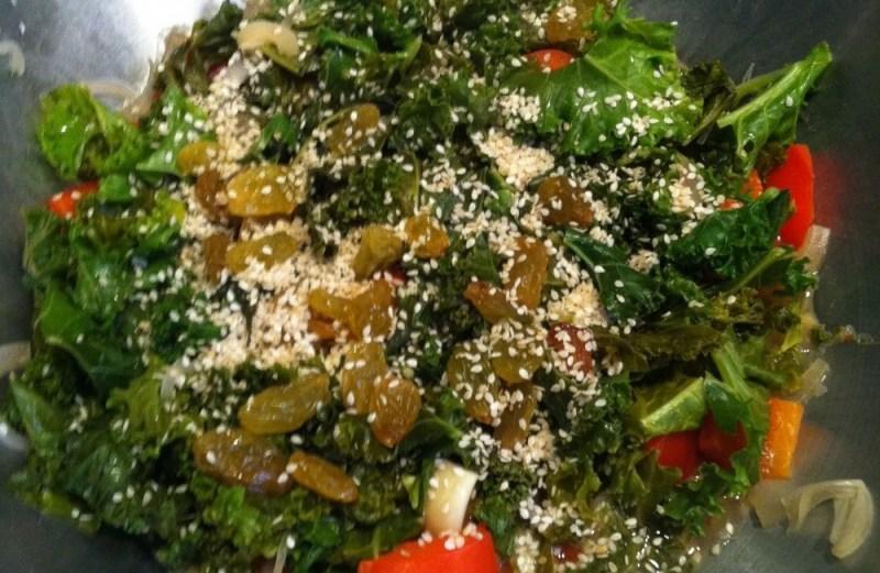 kale sauce aigre-douce 11