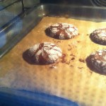 Cookies au chocolat sur le blog La Cuisine de Steve