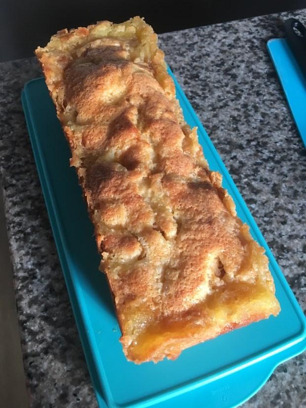 Gâteau léger aux fruits - La cuisine de Steve