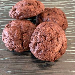 cookie P125 concentré de chocolat la cuisine de steve