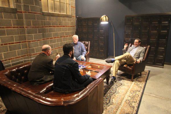 La Cultura Cigar and Social 2040 Lounge