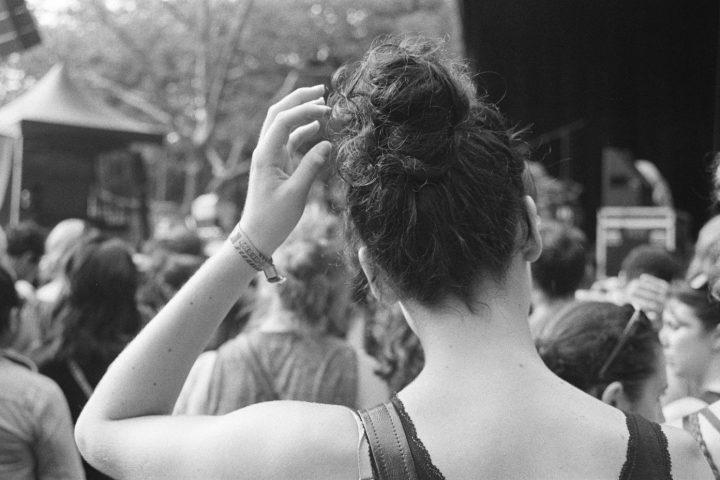 La spectatrice, Central Park