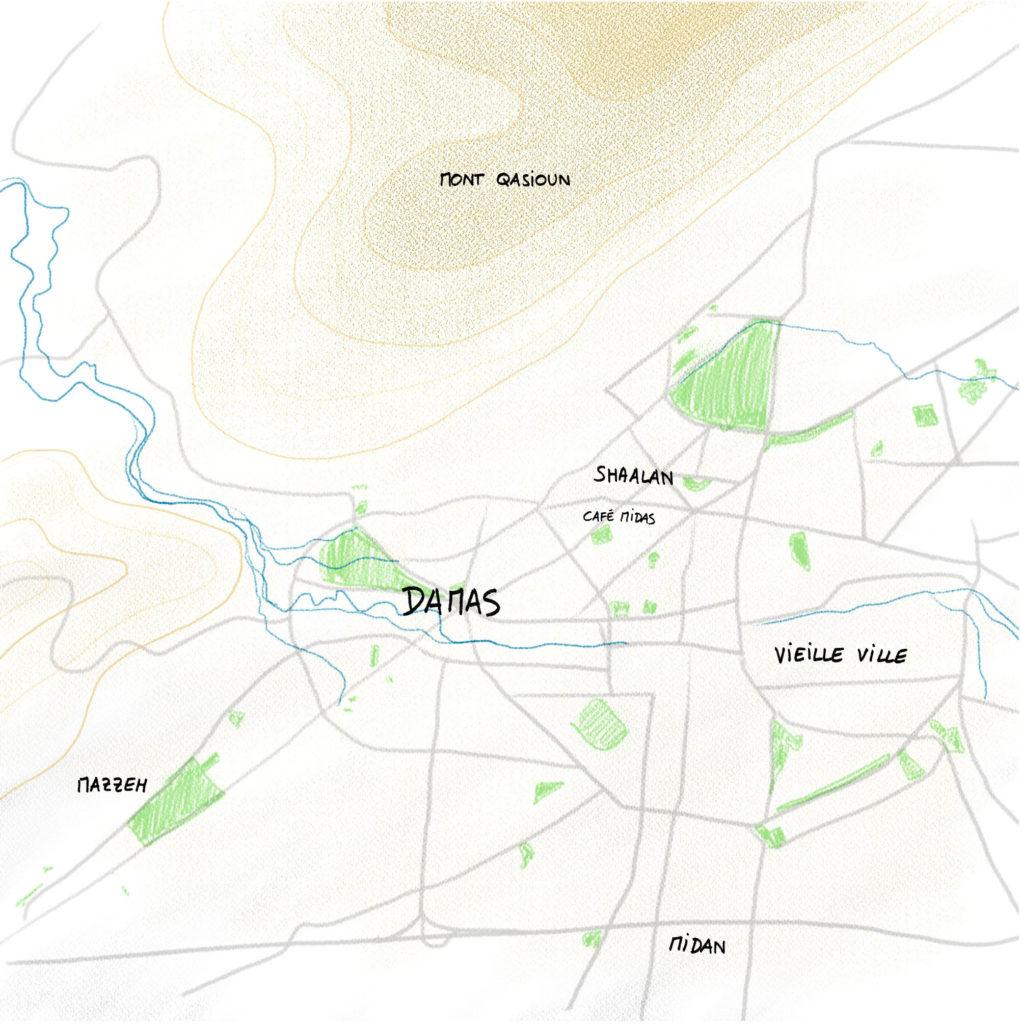 Syrie-Damas-Globale
