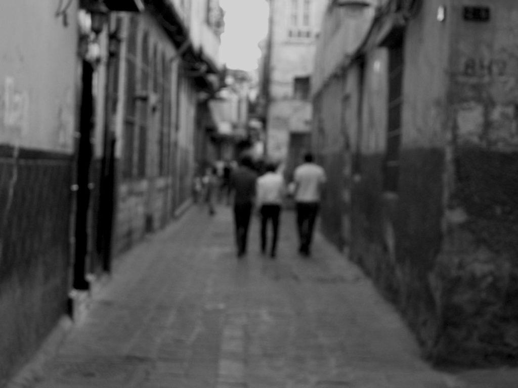 Quartier chrétien - Syrie 2010
