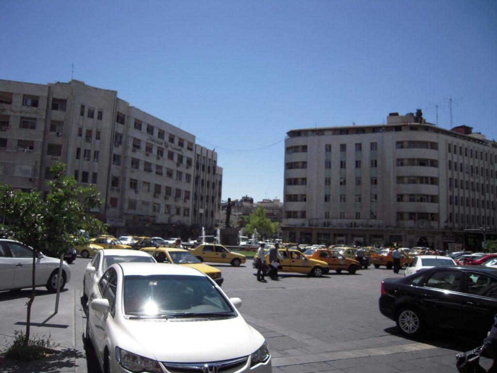 Tût tût - Syrie 2010
