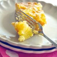 Torta con mele caramellate, la prima torta dell'autunno
