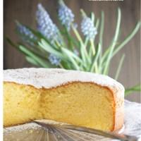 Una Torta Soffice all'Arancia, cronaca di una settimana di Primavera