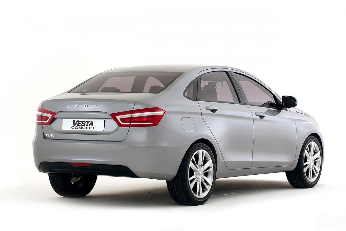 Lada Vesta отправится на испытания в Германию