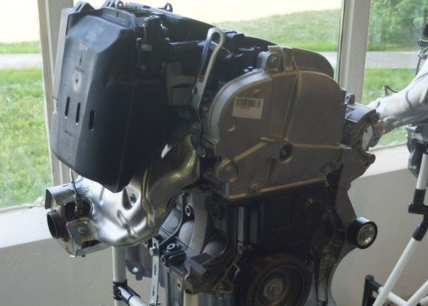 LADA XRAY фото двигателя