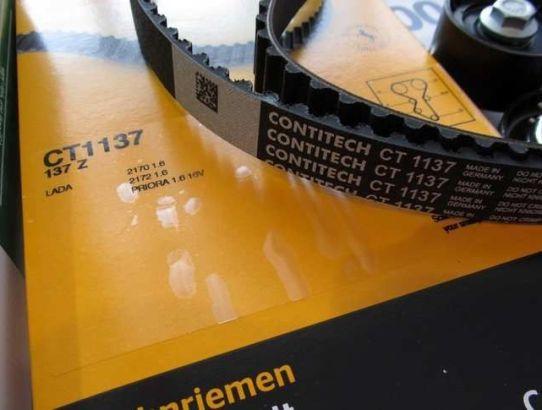 Ремонтируем Лада Гранта: замена ремня ГРМ на 8-клапанном ВАЗ 21116