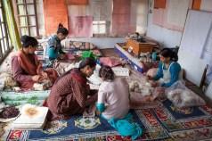 Artisan workshop in Leh