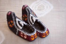 Ladakhi shoe (pabu thigma)