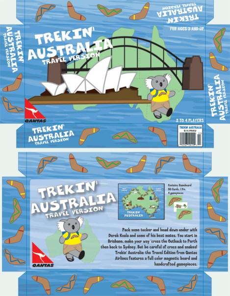 Trekin Australia Box