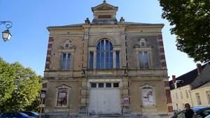 """""""Le théâtre municipal de mes premiers galas."""""""