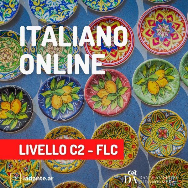 Italiano Online C2 - Formazione Linguistica e Culturale