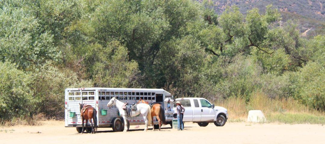 Malibu Riders truck