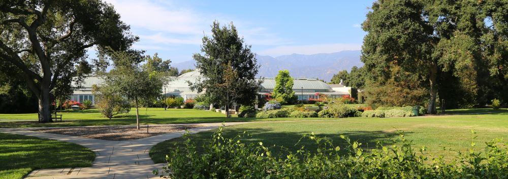 Rose Hills Foundation Conservatory for Botanical Science