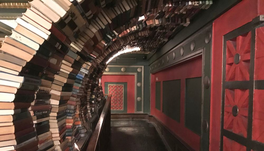 The Book Tunnel