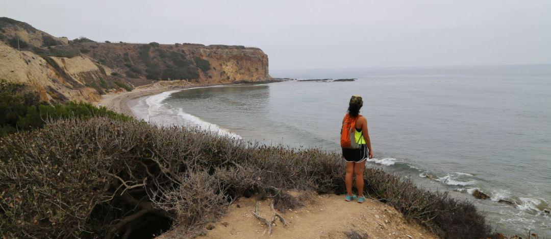 Abalone Cove Cliffs