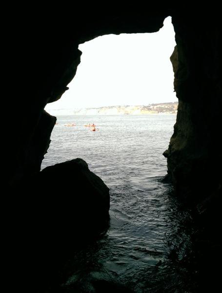 Sunny Jim Cave in La Jolla