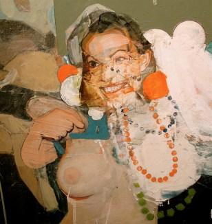 girlsgonewild25 (16x16inches, oil on canvas, 2009)