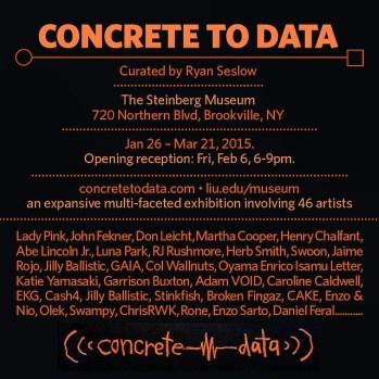 concrete to data