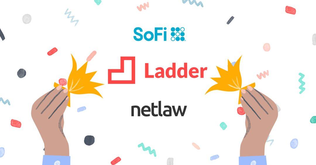 SoFi, Ladder & netlaw