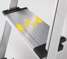 Ladder Xl step surface
