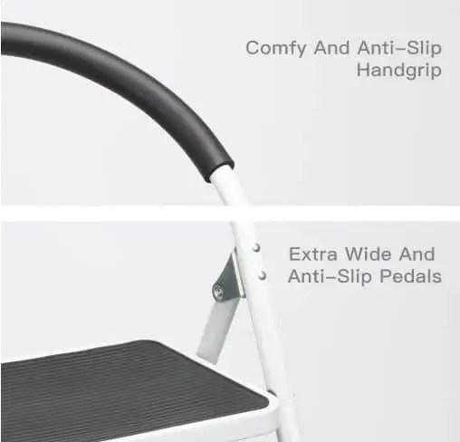 Anti-slip handgrip