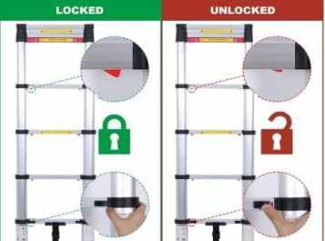 Red and green color indicator