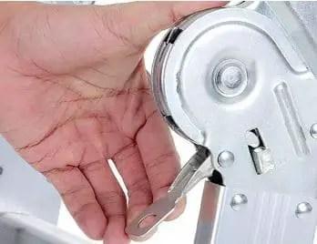 Six secure lock
