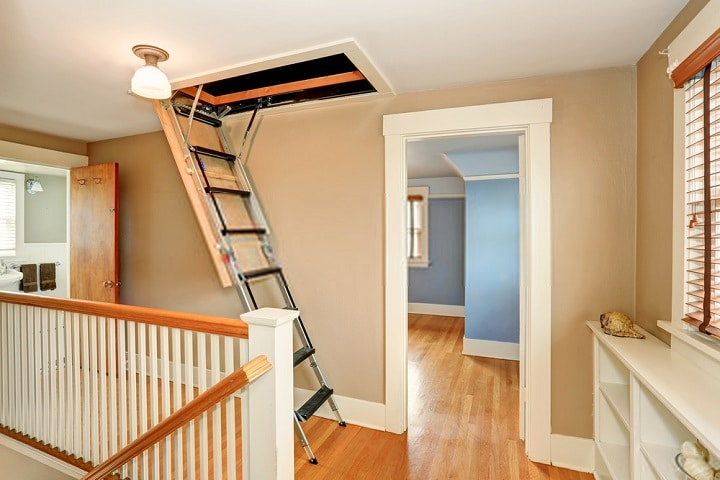 Best Attic Ladder