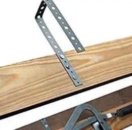 EZ hang strap system