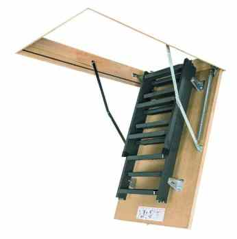FAKRO LMS 66866 Insulated Steel Attic Ladder