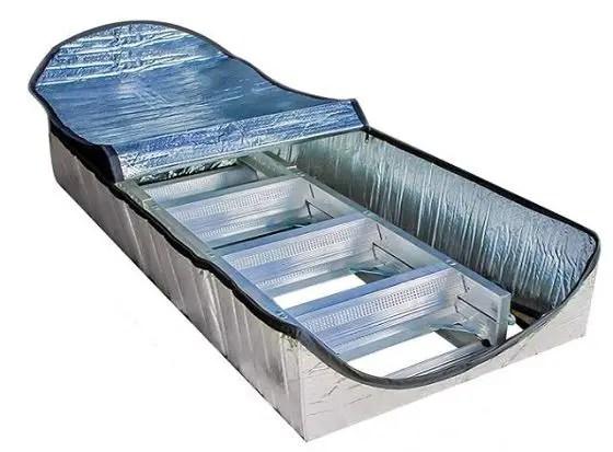 Premium Energy Saving Attic Door Insulation Stairway Cover