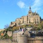 小島に浮かぶ修道院の迫力、世界遺産「モンサンミッシェル」