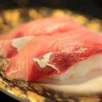 """富山縣方言意味著新鮮的當你跟、壽司""""當你跟壽司。"""