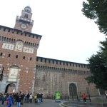 斯福爾紮城堡米蘭文藝復興時期最大的博物館