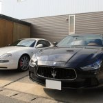 Planning first increase the Maserati users! New Maserati Ghibli landed in Hamamatsu!