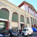 "Let Shiireyo local ingredients in Florence central market ""Mercato Centrale""!"